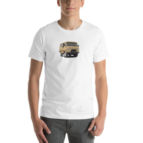 UAZ 452 Beige Design T-Shirt